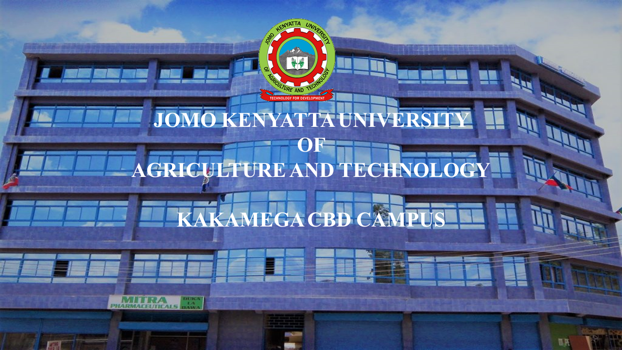 JKUAT Kakamega Campus