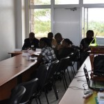 Training of primary school teachers on library skills