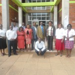 JKUAT Library welcomes new librarian