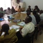 JKUAT LIBRARY HOLDS ITS QUARTERLY LIBRARY MANAGEMENT COMMITTEE (LMC)