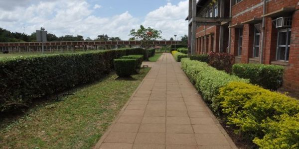 JKUAT Main Campus Library