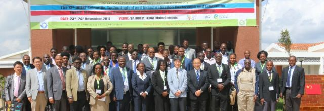 Participants of the 12th JKUAT Scientific, Technological and Industrialization Conference