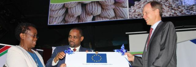 "Project launch: ""Strengthening the Kenya National Food Fortification Programme"""