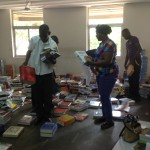 JKUAT MOMBASA CAMPUS RECEIVES BOOK DONATION FROM BOOKS FOR AFRICA